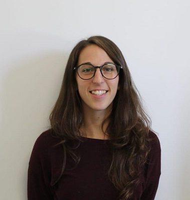 Ingrid Carrillo és treballadora social