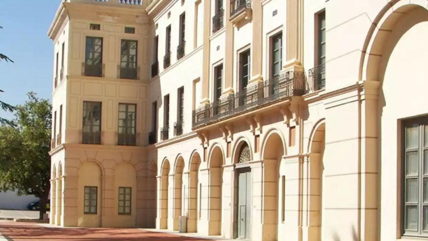 Edificio de Premia de Mar de la fundación