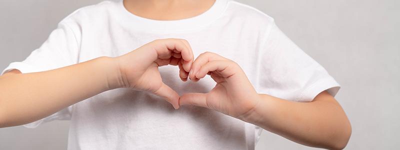 Corazón para el autismo