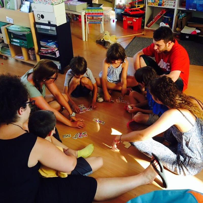 Actividades de ocio grupales para personas con autismo