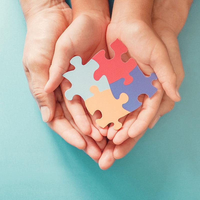 Testimonios del autismo y para el autismo
