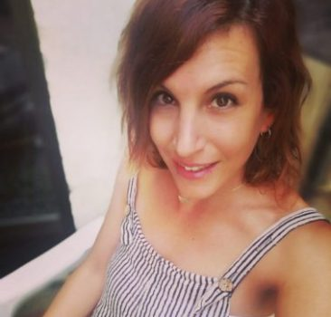 Maria Abril es terapeuta ocupacional en Junts Autisme